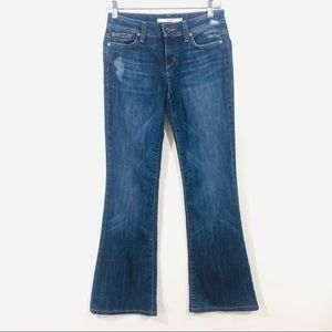 Joe's jj | Dark Wash Boot Cut Jean W25